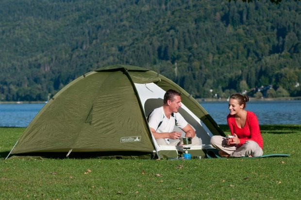Camping Mentl | Ossiacher See im Herbst